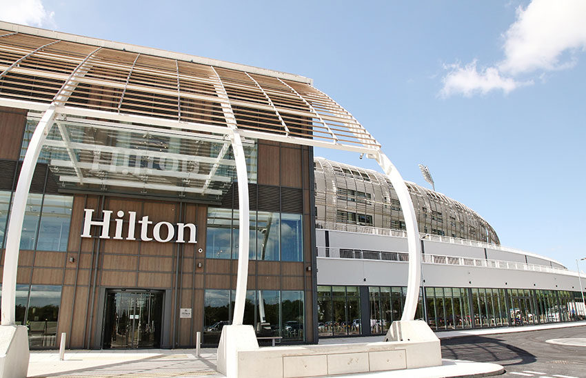Hilton at The Ageas Bowl 2018